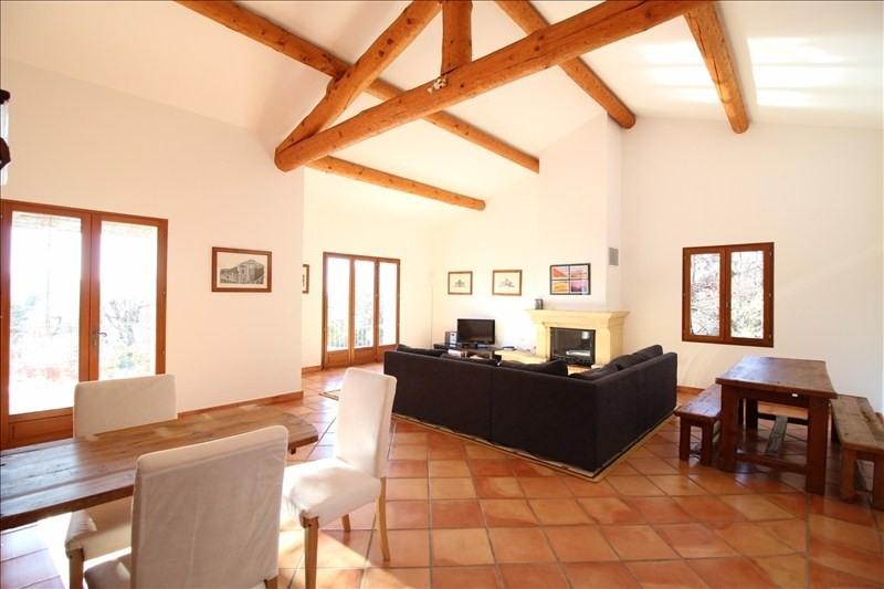 Vente maison / villa Malemort du comtat 518000€ - Photo 8