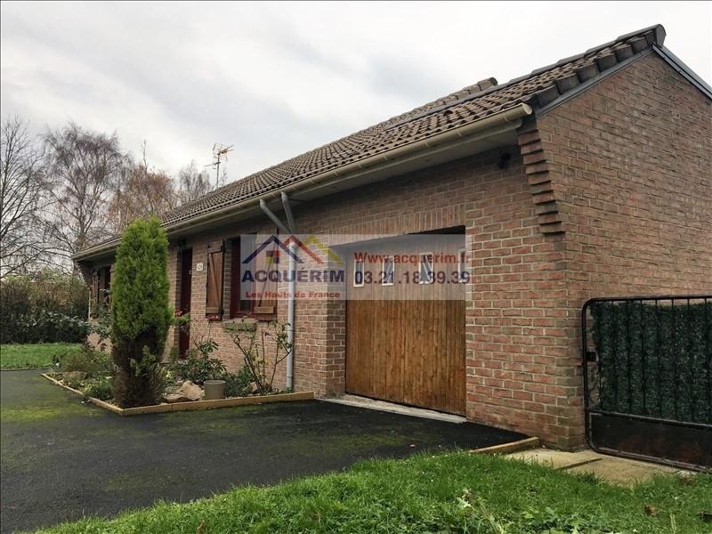 Vente maison / villa Carvin 229000€ - Photo 1