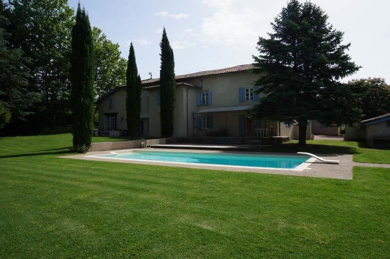 Verkauf von luxusobjekt haus Vienne sud 990000€ - Fotografie 16