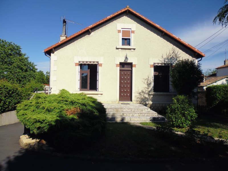 Vente maison / villa Poitiers 209000€ -  2