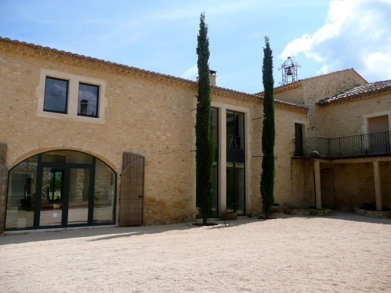 Deluxe sale house / villa Goudargues 1 690 000€ - Picture 2