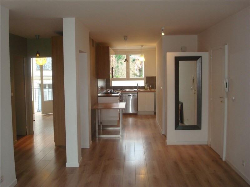 Sale apartment Versailles 460000€ - Picture 1