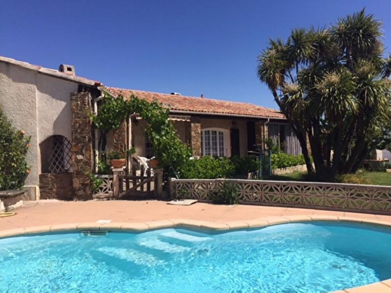 Deluxe sale house / villa La crau 630000€ - Picture 1