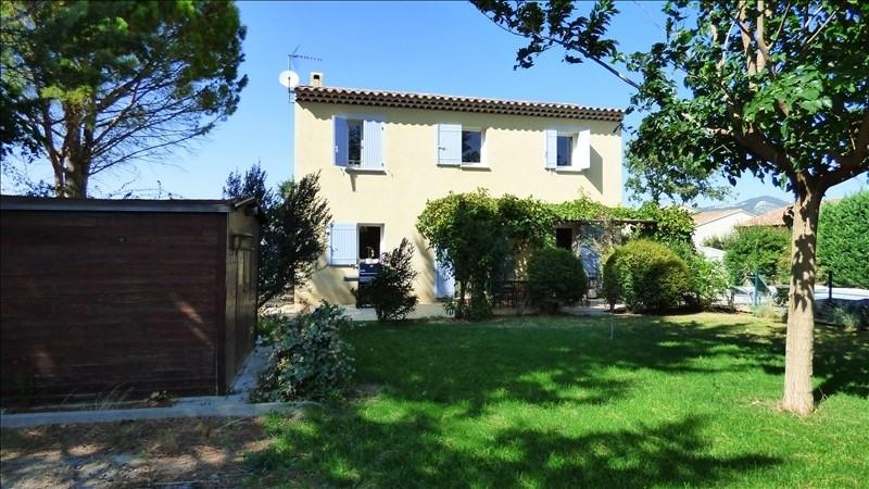 Vente maison / villa Aubignan 320000€ - Photo 4
