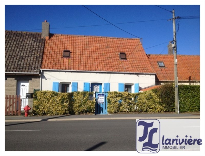 Vente maison / villa Ambleteuse 210 000€ - Photo 1