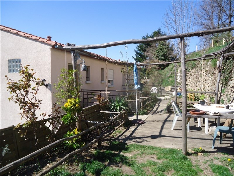 Vente appartement St laurent de cerdans 111000€ - Photo 1