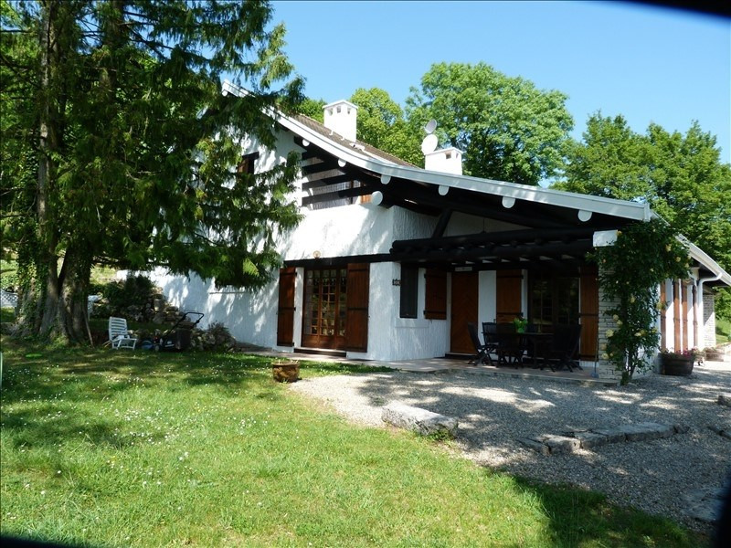 Sale house / villa Chanay 395000€ - Picture 1
