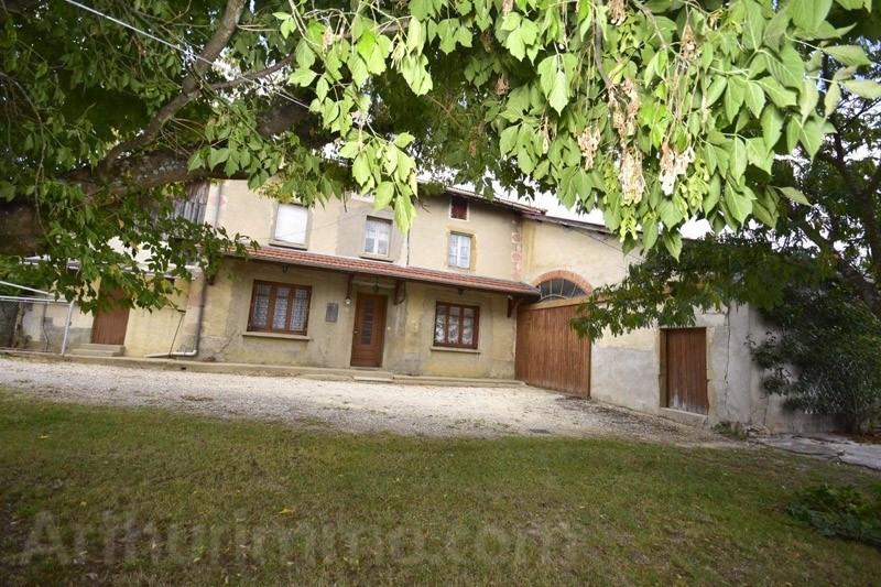 Vente maison / villa Bellegarde poussieu 164000€ - Photo 1