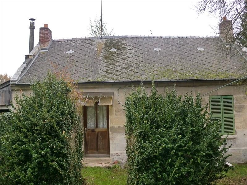 Sale house / villa Fourdrain 70000€ - Picture 2