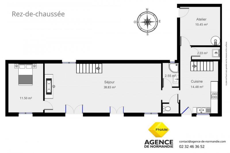 Sale house / villa Montreuil-l'argille 135000€ - Picture 6