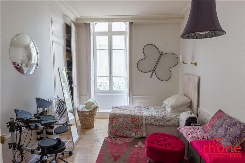 Vente de prestige appartement Lyon 1er 660000€ - Photo 8