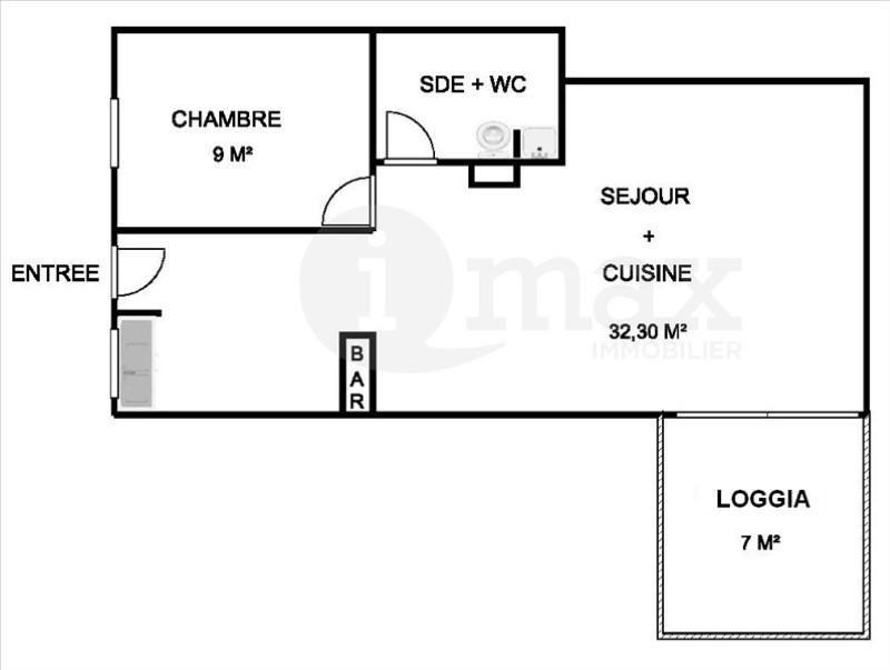Vente appartement Asnieres sur seine 299000€ - Photo 5