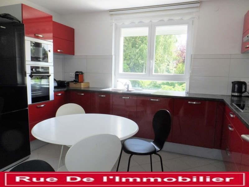 Sale house / villa Niederbronn les bains 303500€ - Picture 2