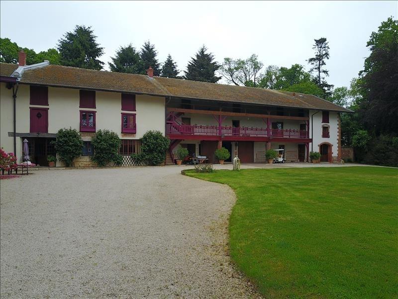 Revenda residencial de prestígio casa Villars les dombes 2500000€ - Fotografia 3