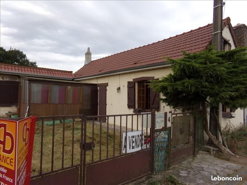 Vente maison / villa Barastre 59 200€ - Photo 1