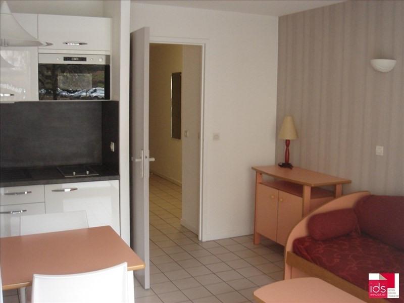 Locação apartamento Allevard 454€ CC - Fotografia 1
