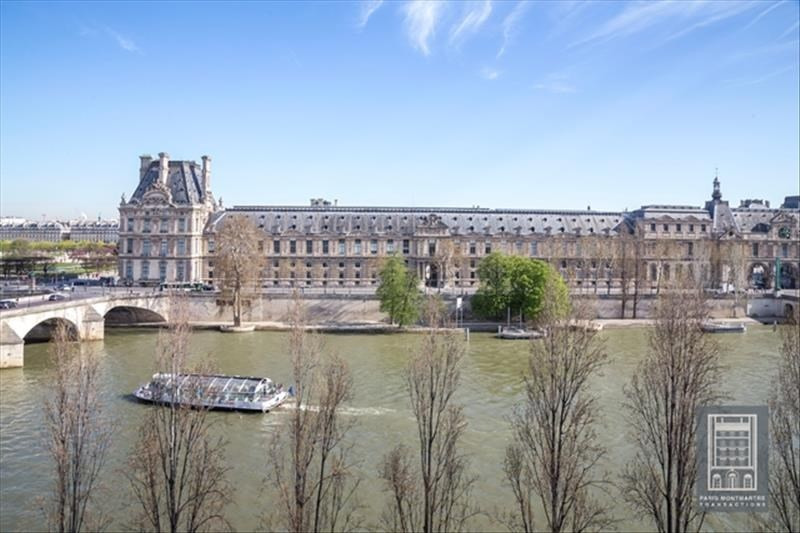 Deluxe sale apartment Paris 7ème 2910000€ - Picture 1