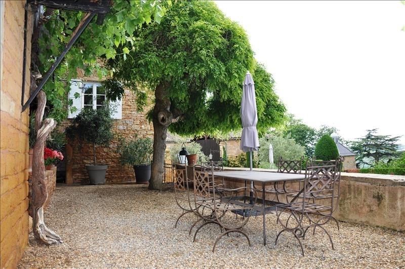 Deluxe sale house / villa Liergues 740000€ - Picture 3