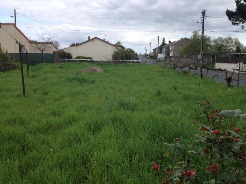 Vente terrain Montigne sur moine 41800€ - Photo 1