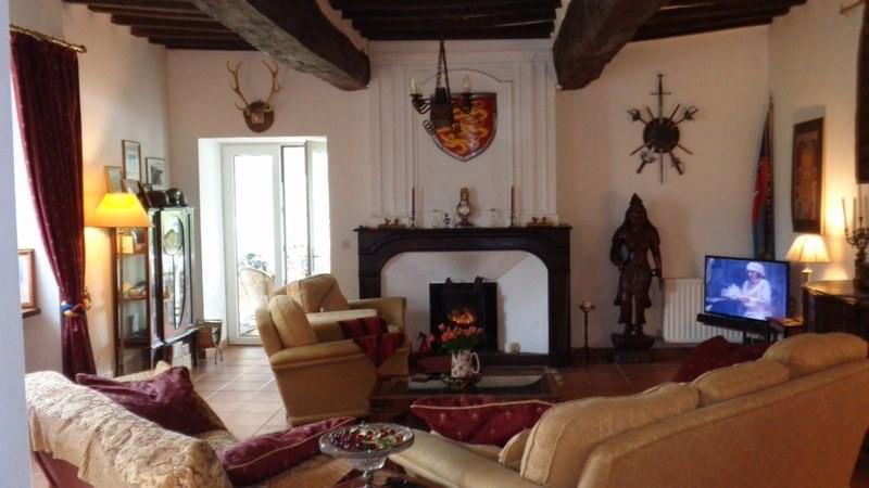 Immobile residenziali di prestigio castello Pont hebert 892500€ - Fotografia 6