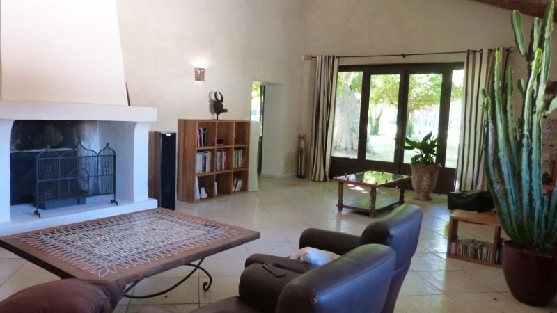 Deluxe sale house / villa Monteux 845000€ - Picture 2