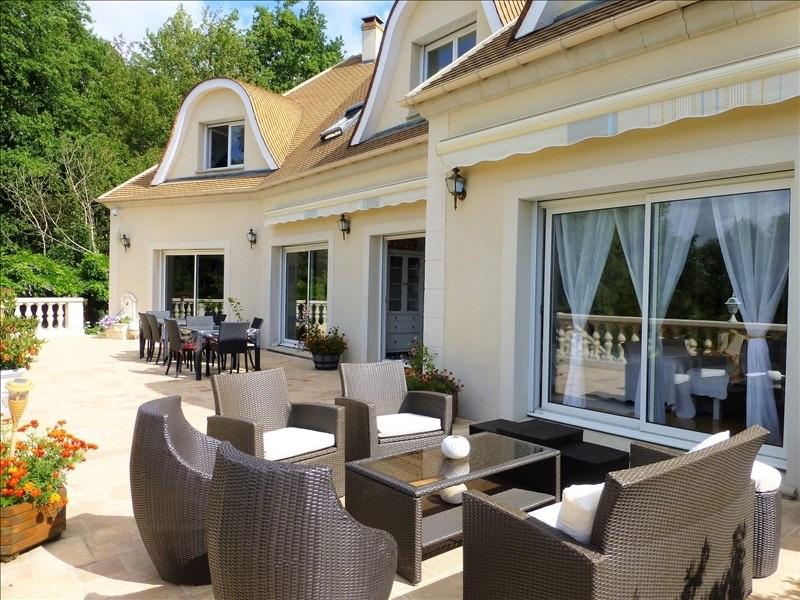 Revenda residencial de prestígio casa Morainvilliers 1299000€ - Fotografia 6