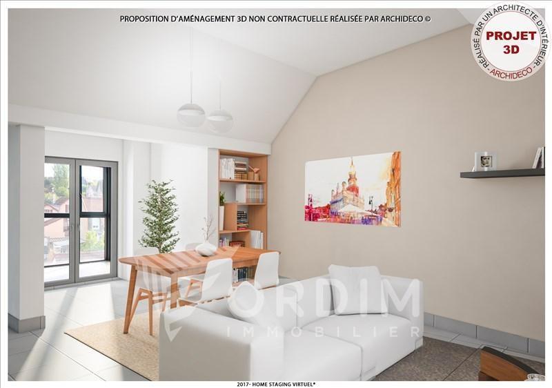 Vente appartement Auxerre 230000€ - Photo 1