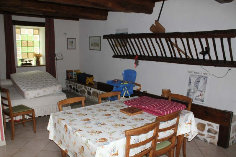 Sale house / villa St brisson 67000€ - Picture 2