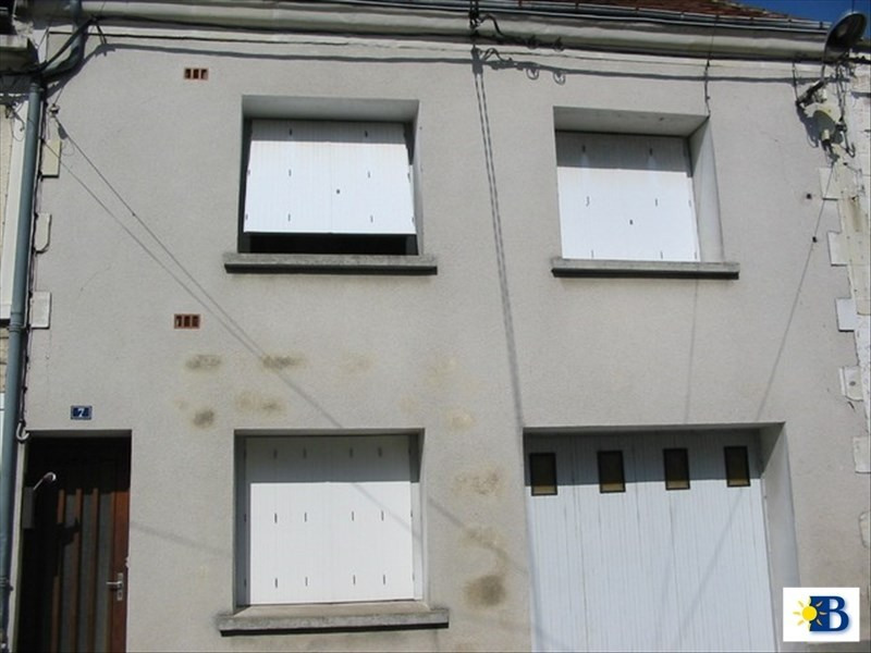 Produit d'investissement immeuble Chatellerault 65 000€ - Photo 1