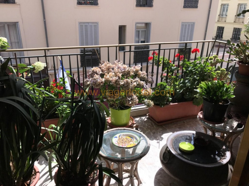 Viager appartement Nice 145000€ - Photo 1