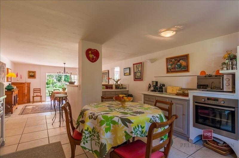 Vente de prestige maison / villa Le puy ste reparade 630000€ - Photo 5