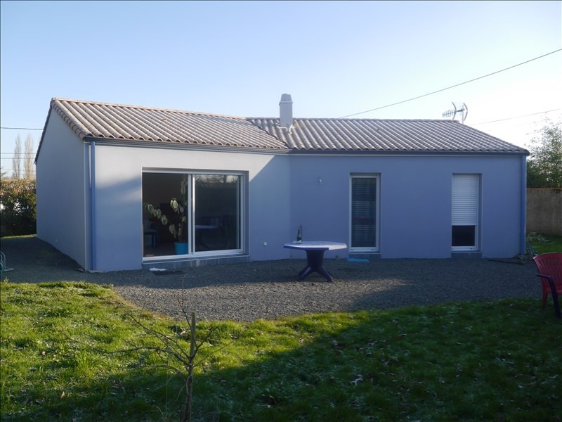 Vente maison / villa St philbert de grand lieu 224 000€ - Photo 1