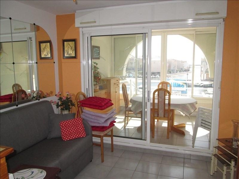 Vente appartement Sete 95000€ - Photo 2