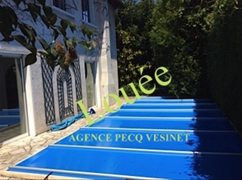 Location maison / villa Le pecq 2850€ CC - Photo 1