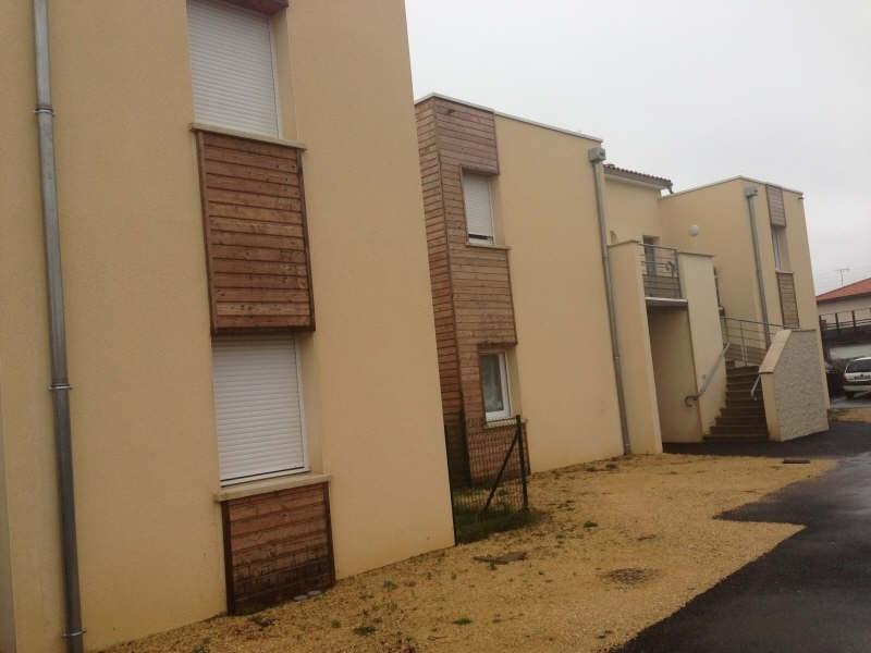 Rental apartment Poitiers 429€ CC - Picture 1