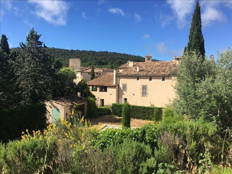 Deluxe sale house / villa La bastide des jourdans 1850000€ - Picture 1