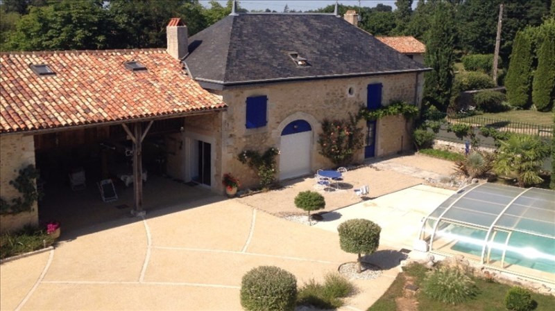Venta  casa Fontaine le comte 399000€ - Fotografía 2