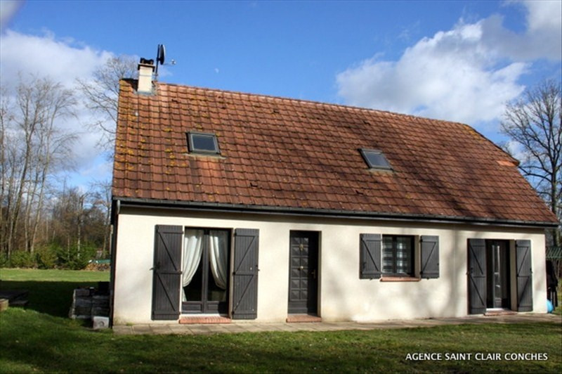 Vente maison / villa Conches en ouche 165 000€ - Photo 1