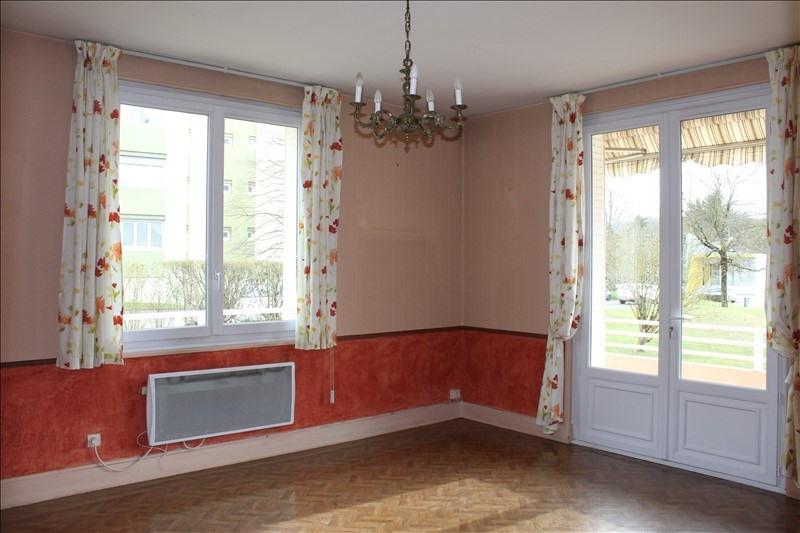 Sale apartment Vienne 100000€ - Picture 2