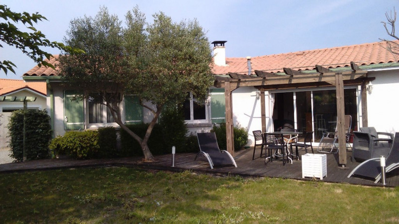 Sale house / villa Biscarrosse 429300€ - Picture 10