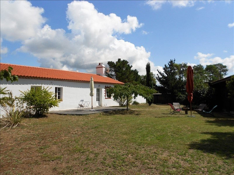 Sale house / villa St jean de monts 444800€ - Picture 2