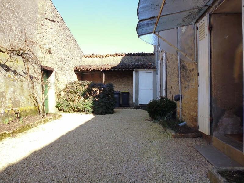 Vente maison / villa Nouaille maupertuis 107000€ - Photo 1