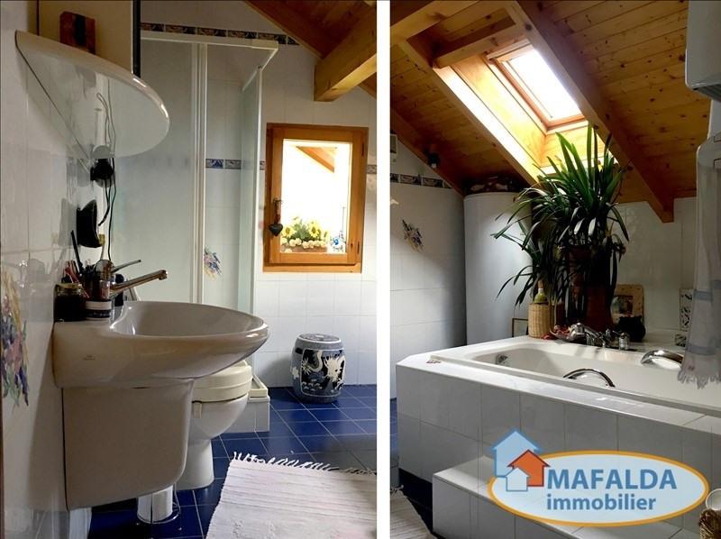 Vente maison / villa Mont saxonnex 525000€ - Photo 4