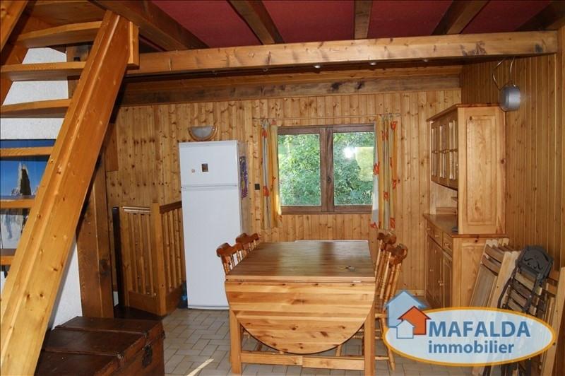 Vente maison / villa Mont saxonnex 210000€ - Photo 2