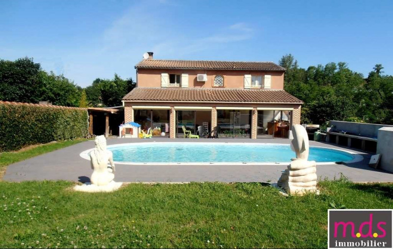 Vente maison / villa Castelginest secteur 414 000€ - Photo 3