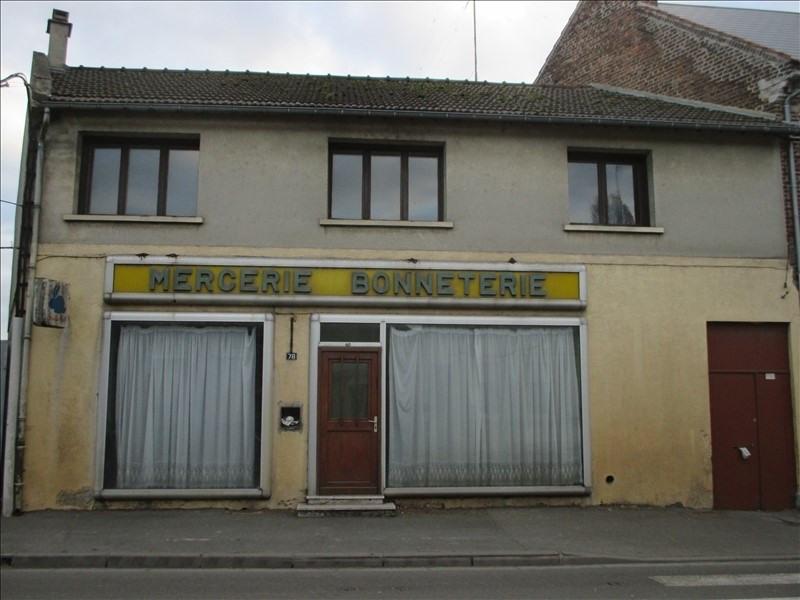 Produit d'investissement immeuble St quentin 59900€ - Photo 1