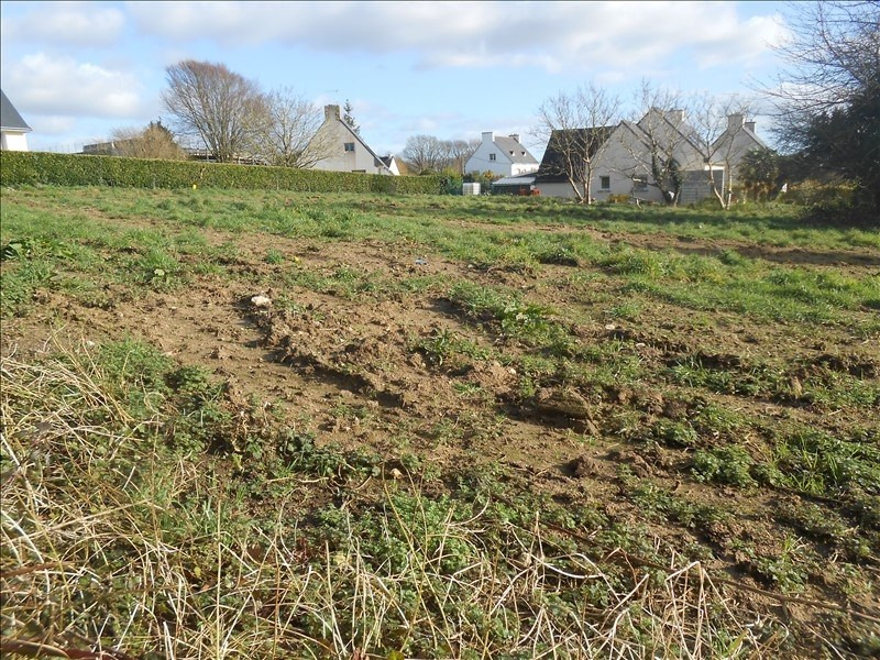 Vente terrain Plogastel st germain 49500€ - Photo 1