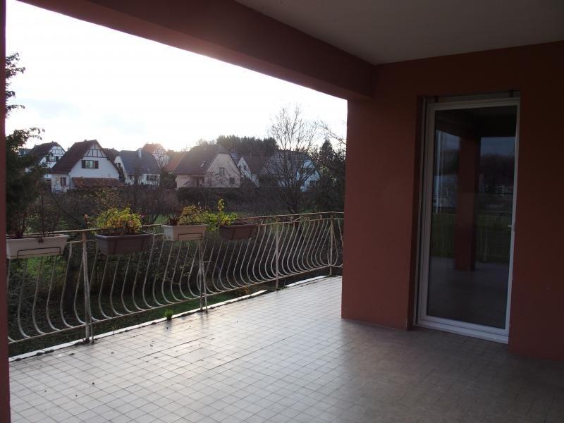 Rental apartment Haguenau 740€ CC - Picture 1