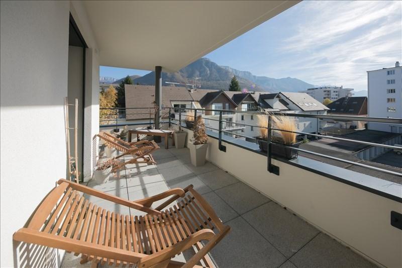 Sale apartment Annecy le vieux 835000€ - Picture 2