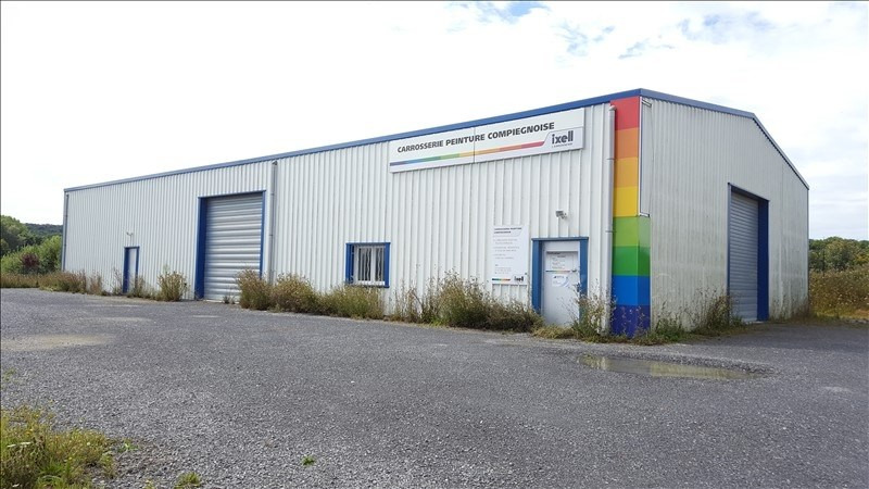 Vente local commercial Longueil annel 260000€ - Photo 1